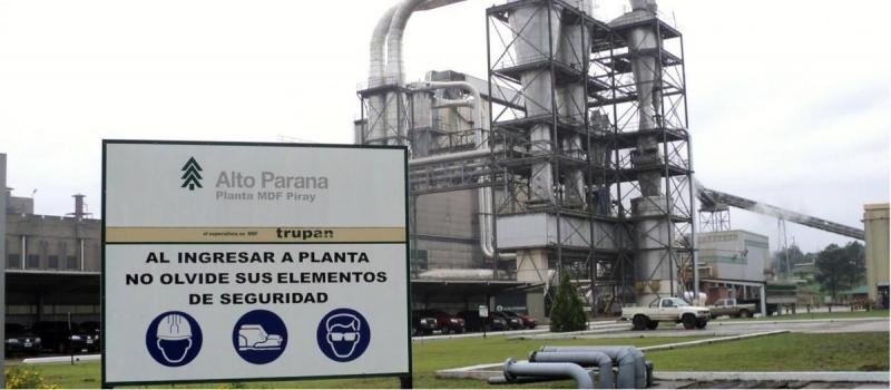 Explosión en una planta industrial; dos heridos