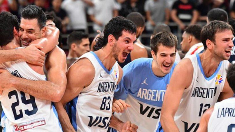 Mundial de Básquet: luego de 17 años, Argentina disputará su tercera final
