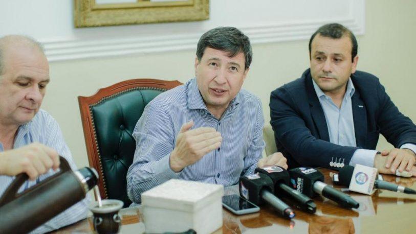 Benmaor y Herrera pasaron un mal momento cuando Arroyo habló de las deudas de empleados