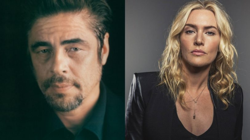 Benicio del Toro y Kate Winslet, juntos, en lo nuevo de Wes Anderson