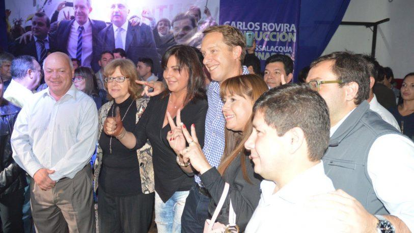 """Punteros de Benmaor """"hacen campaña con mercaderías"""" de Desarrollo Social"""