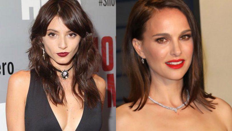 """Carla Quevedo y su desilusión al conocer a Natalie Portman: """"Me dio vuelta la cara"""""""