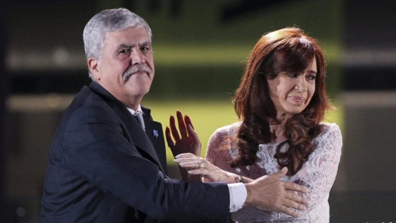 Causa de los Cuadernos: Cristina Kirchner y De Vido a juicio oral