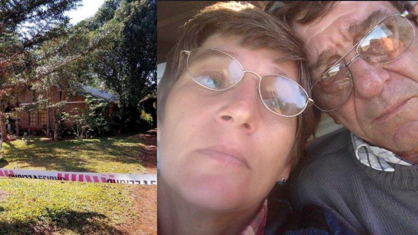 Doble homicidio en Andresito: no hay detenidos
