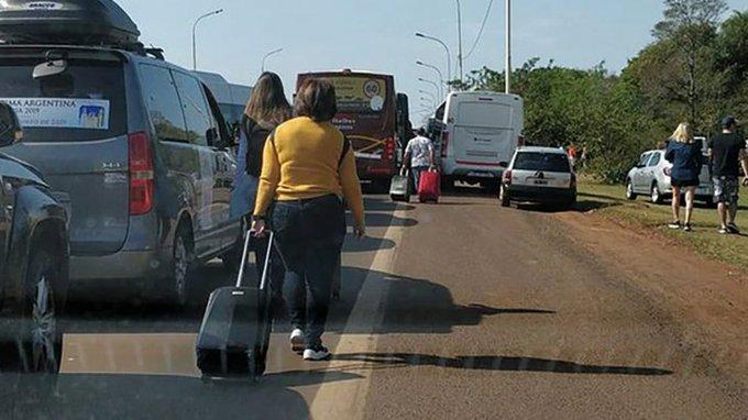 La Justicia no actuó de oficio por la agresión a turistas en Iguazú