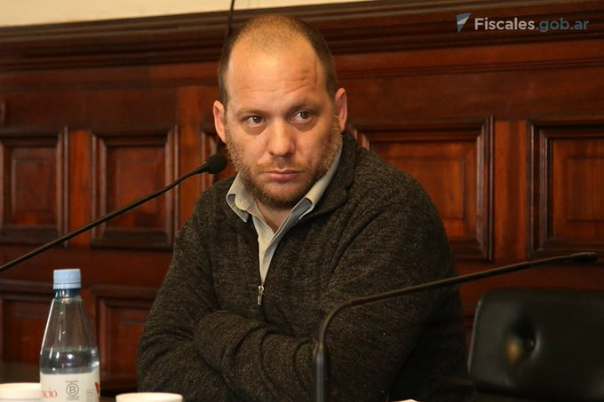 Encontraron muerto al periodista Lucas Carrasco en Paraná