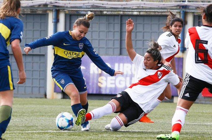 Fútbol femenino: Boca y River jugarán en el inicio del torneo profesional