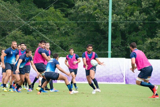 Los Pumas debutan ante Francia