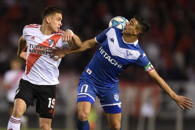 River perdió con Vélez