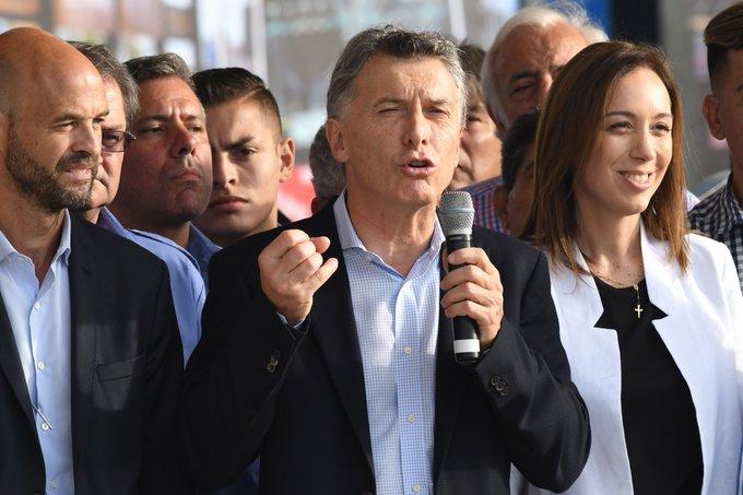 """Macri: """"Tengo toda la energía de seguir construyendo"""" el país """"que merecemos"""""""