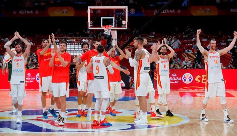 Mundial de básquet: España le ganó a Australia y es el primer finalista
