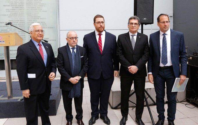"""A 18 años del 11-S, Argentina reafirma su """"compromiso contra el terrorismo"""""""