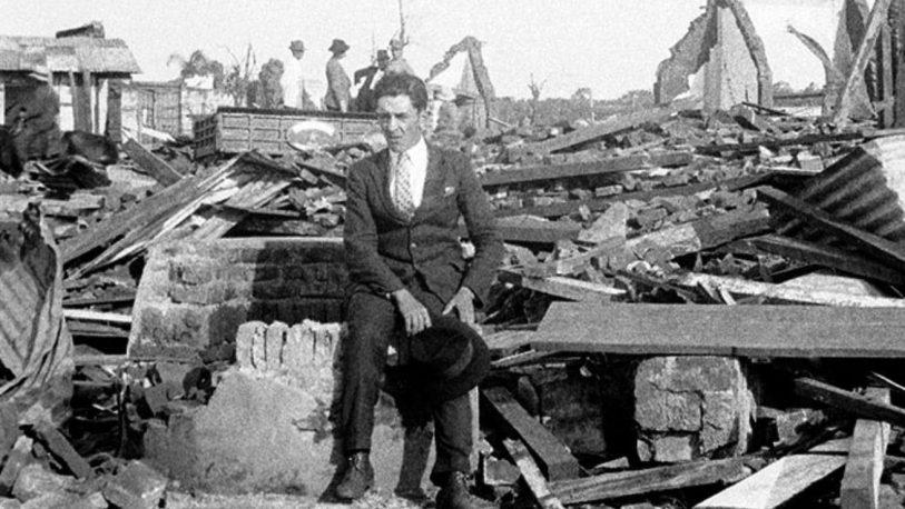 Se cumplen 93 años del ciclón que azotó y devastó Encarnación