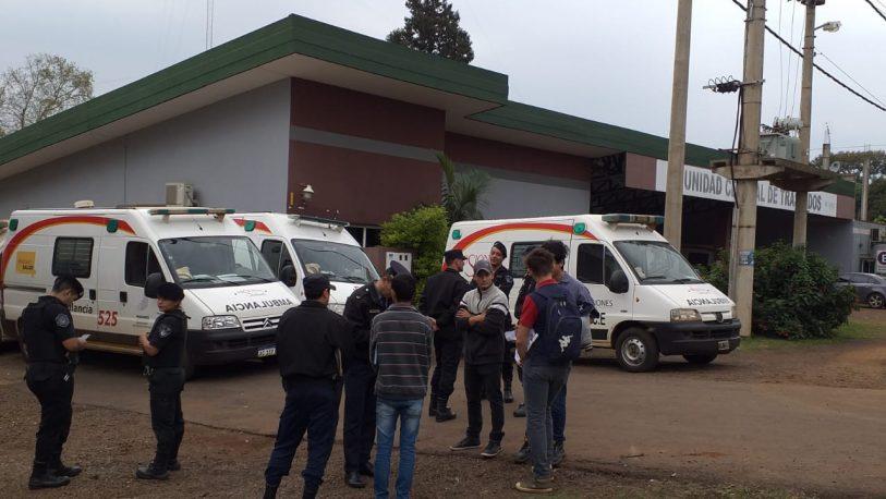 Ordenaron liberar las ambulancias de la red de traslados
