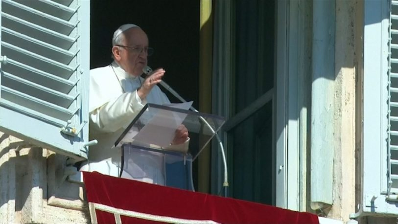 El Papa advirtió sobre la discriminación en la Argentina