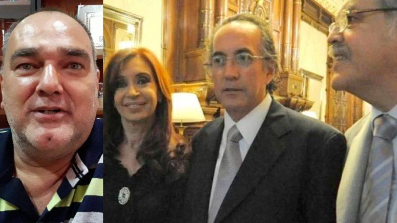 Gervasoni celebró la liberación de Thomas, sin hablar de la fianza de $60 millones