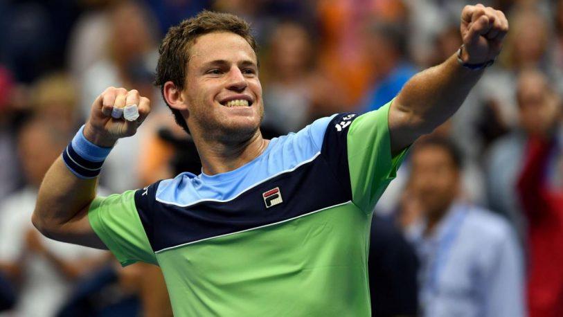 Schwartzman sube cinco puestos en el ranking ATP