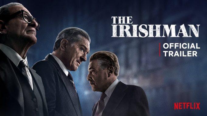 Netflix confirma fecha de estreno para The Irishman