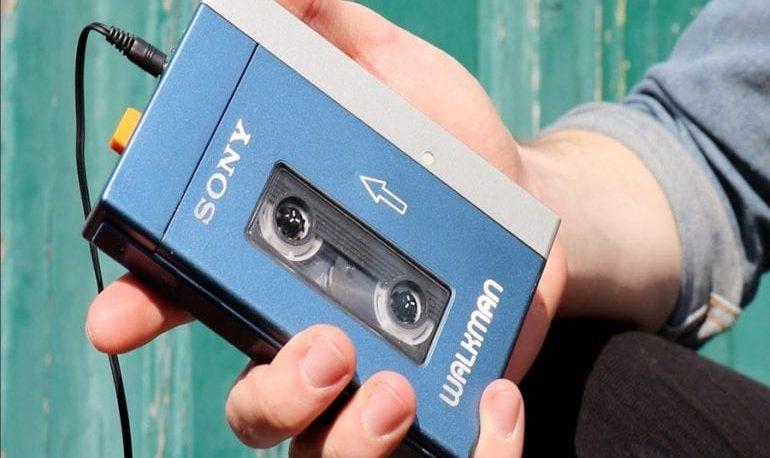Vuelve el Walkman de 1979 pero en versión moderna