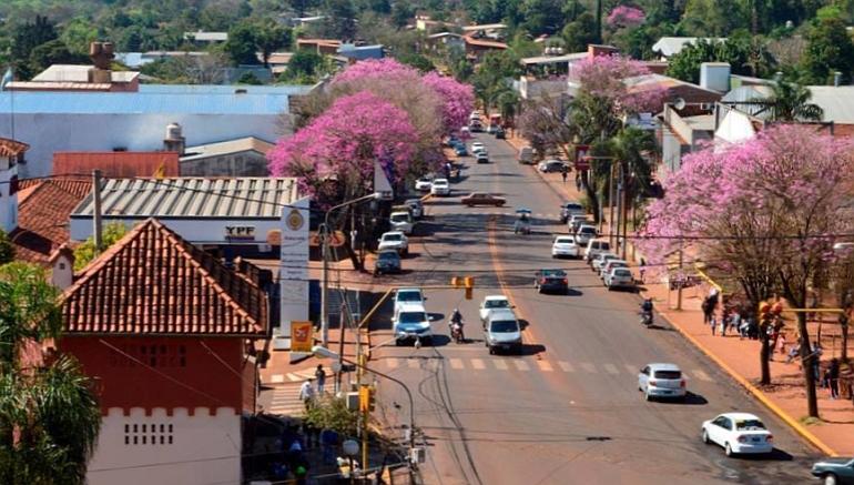 La ciudad de Eldorado cumplió 100 años