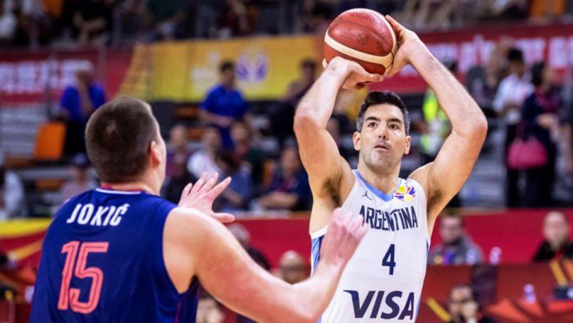 La Argentina superó a Serbia y ya está en las semifinales