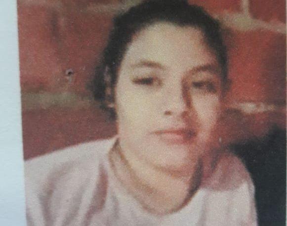 Continúa la búsqueda de Adriana Pedrozo de 14 años