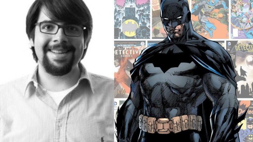 James Tynion IV será el nuevo guionista de los cómics de Batman