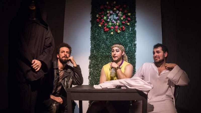 """Teatro de Humor Negro: desde Chaco, llega """"Bazofia"""""""