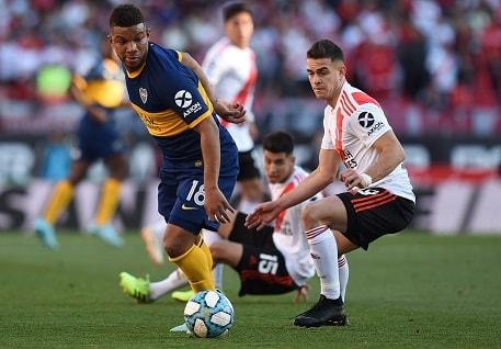 River y Boca igualaron sin goles en el Monumental