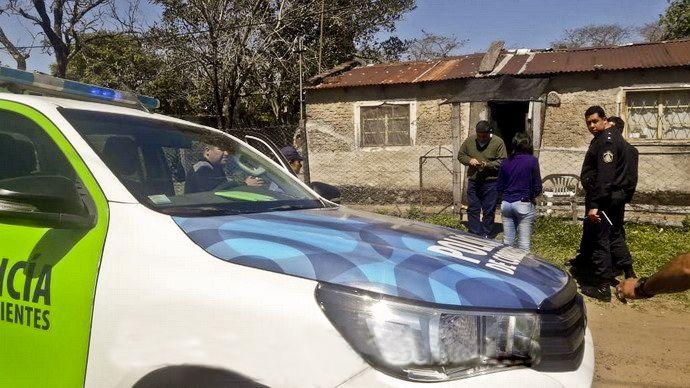 Brutal femicidio en Corrientes