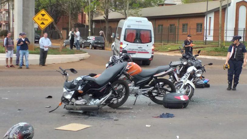 Más de 3.000 motociclistas murieron en siniestros viales