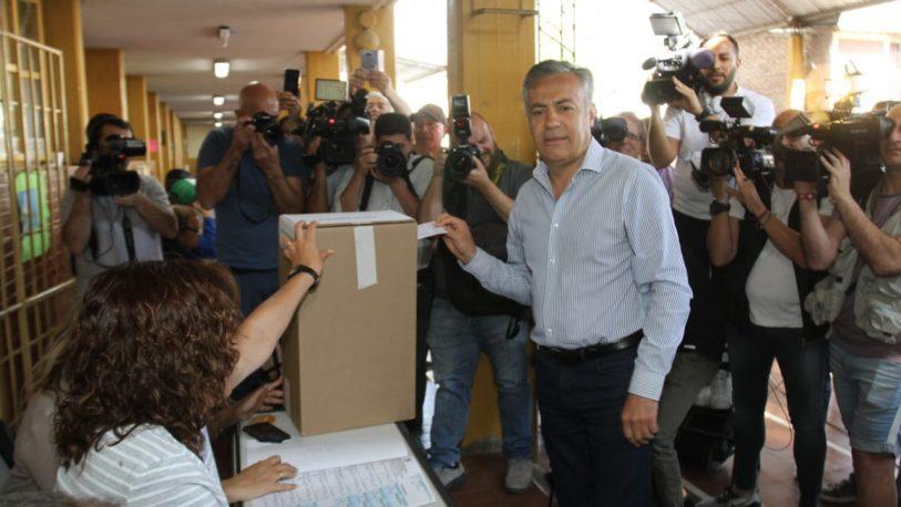 "Mendoza: Cornejo criticó el ""aparataje fenomenal"" del PJ"
