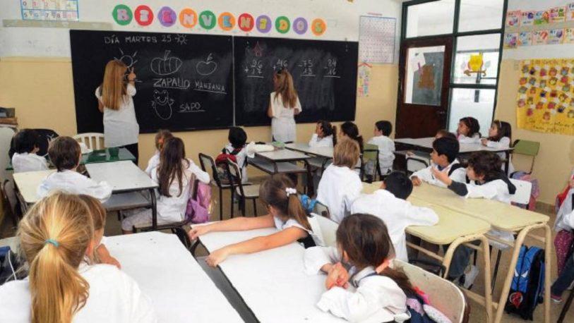 """Chemes: """"El docente está cansado, temeroso"""""""