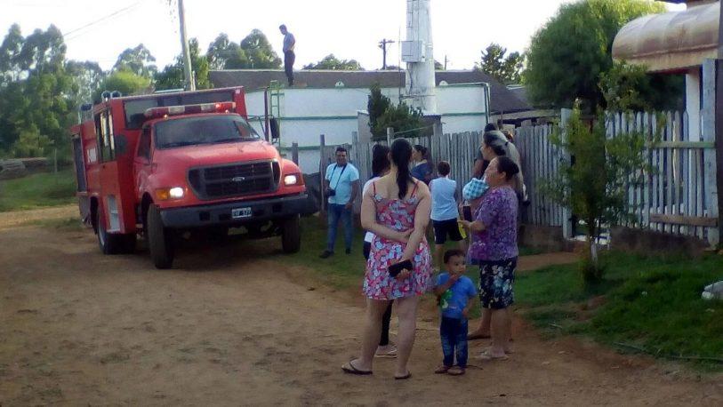 Más de 7 mil personas sin agua en Bernardo de Irigoyen
