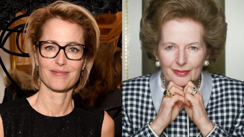Gillian Anderson será Margaret Thatcher en la temporada 4 de 'The Crown'