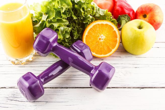 Estar a dieta y hacer ejercicio puede ser malo para los huesos