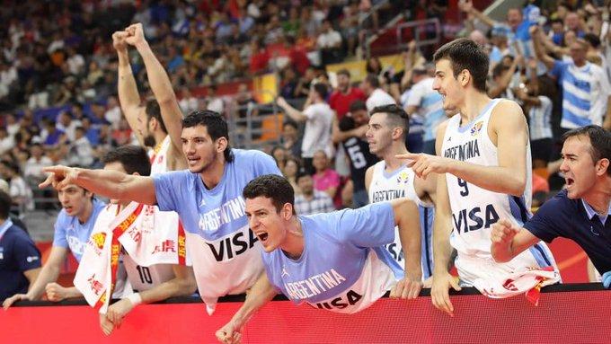 Ginóbili y la Generación Dorada festejaron el pase a semifinales