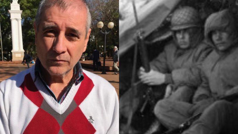 Veteranos de Malvinas no reconocidos se preparan para la reunión con Macri
