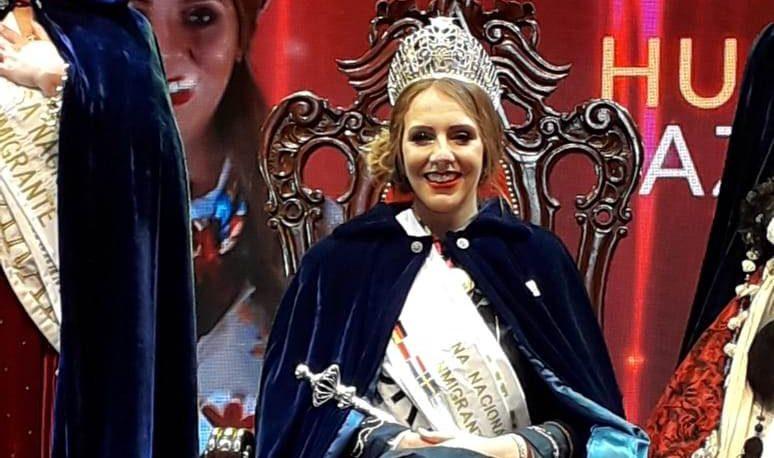 Oberá: los Inmigrantes ya tienen su nueva Reina