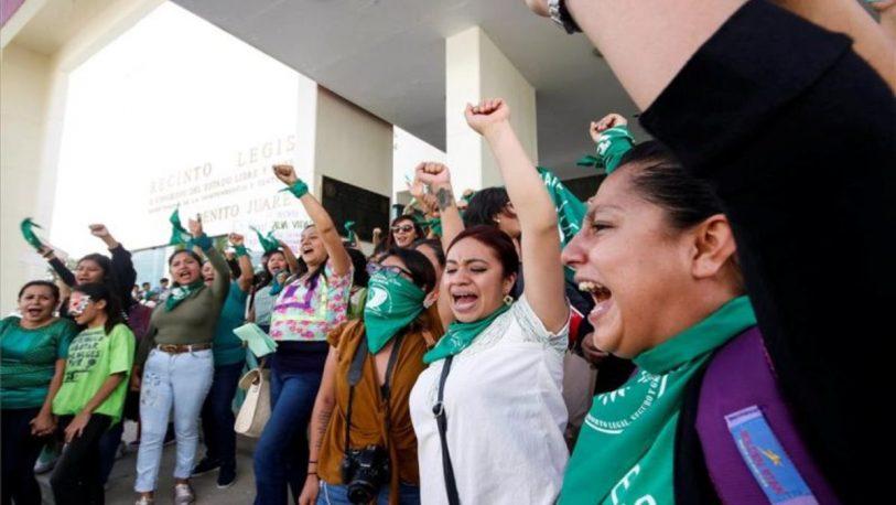 Aborto: Oaxaca aprobó la despenalización