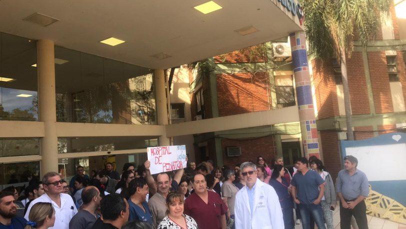 """Para Villalba, el reclamo en el Pediátrico, es """"extemporáneo"""""""