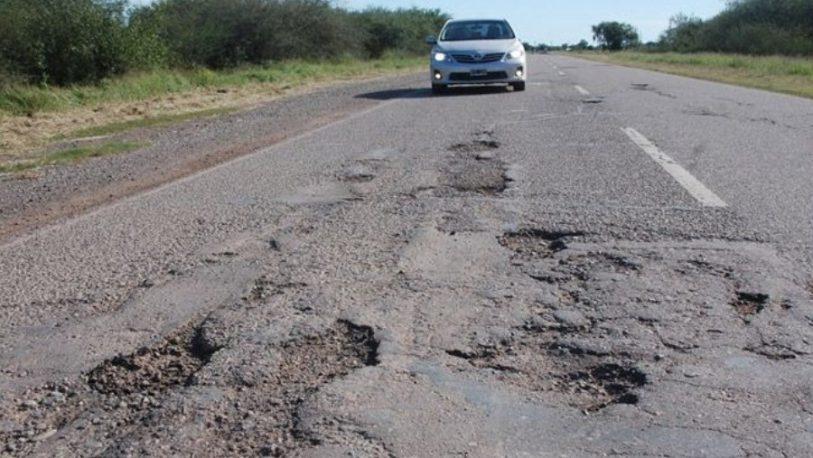 Nación inició reconstrucción de un tramo de la ruta 16 que une el NEA-NOA