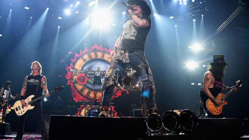 Lollapalooza: Los Guns, Travis Scott y The Strokes encabezan la grilla