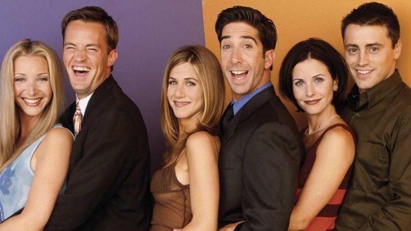 """El coronavirus también posterga la esperada reunión de """"Friends"""""""