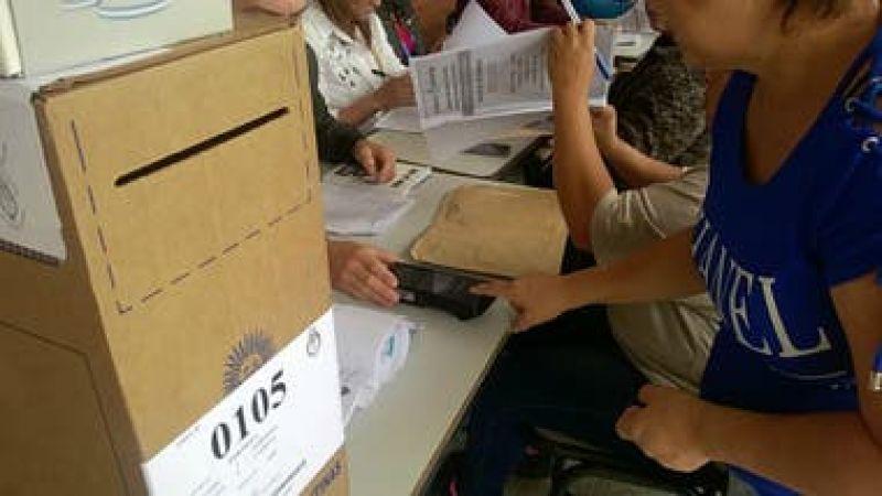 Elecciones: habilitarán en Misiones 529 mesas biométricas