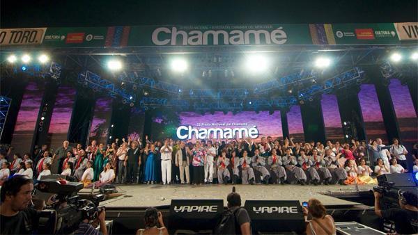Presentan la edición 2020 del Festival Nacional de Chamamé