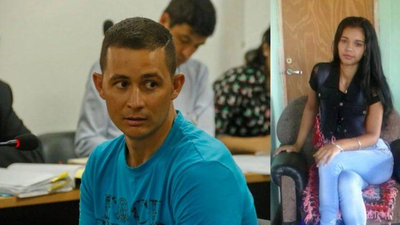 Baungart condenado a perpetua por el femicidio de Angélica Suárez