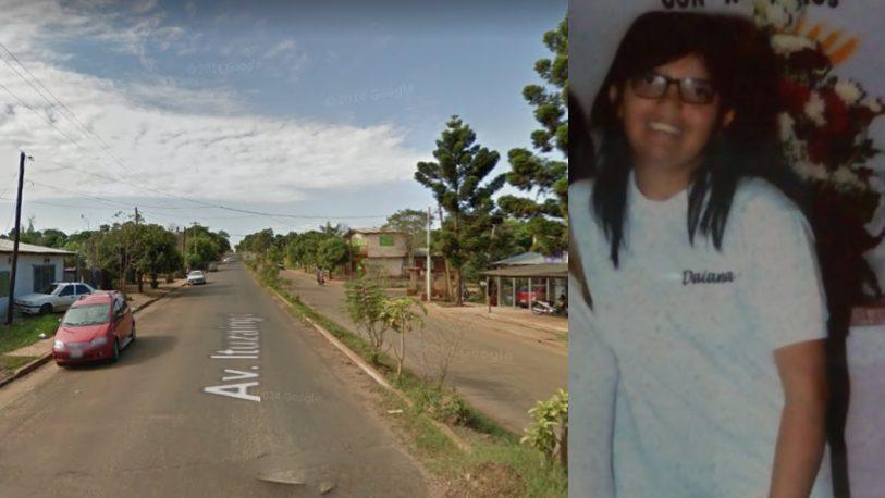 Daiana Morales, de 15 años, lleva dos días desaparecida