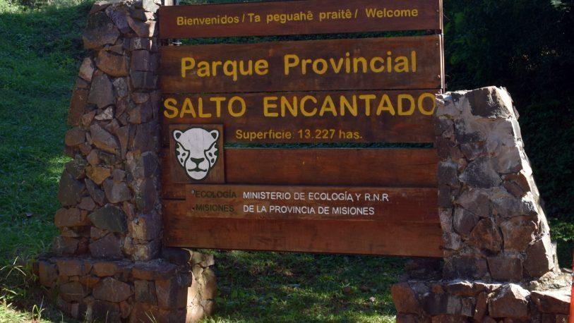 Controlaron el fuego en la comunidad Ñamandú