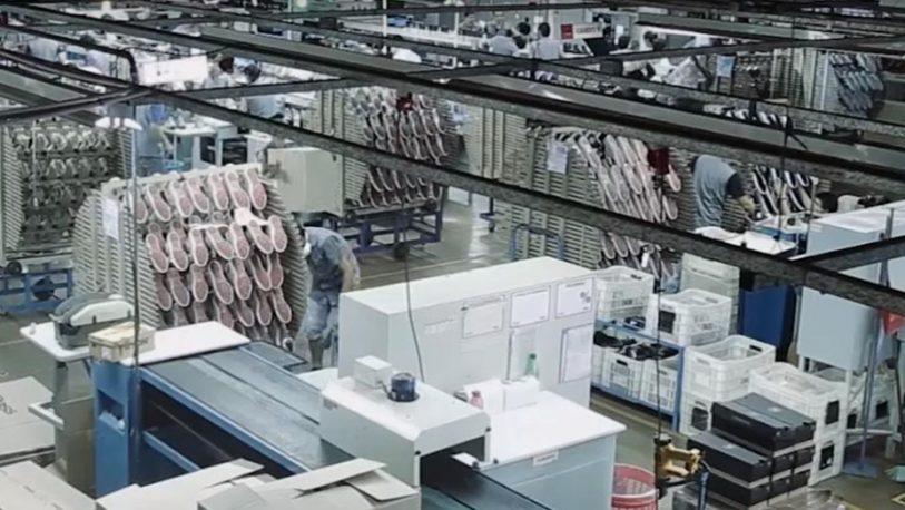 Eldorado: la fábrica Dass despidió a 300 trabajadores